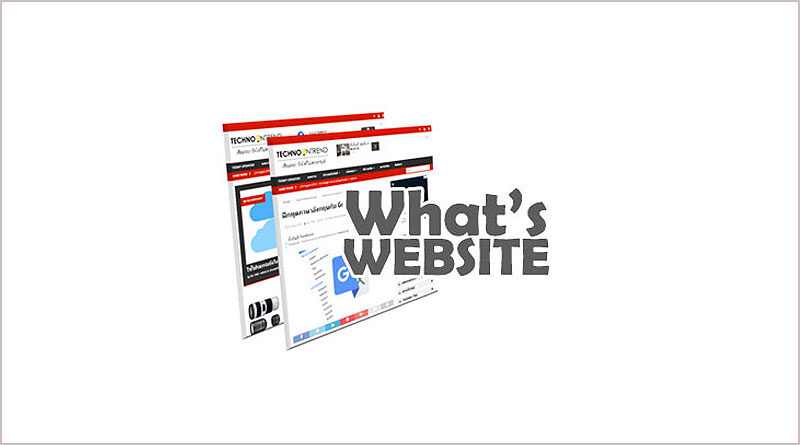 Website what is