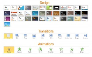 effects design powerpoints