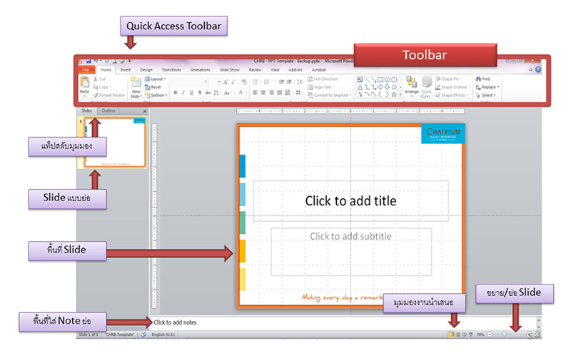microsoft powerpoint overview