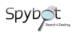 spybot search and destroy logo