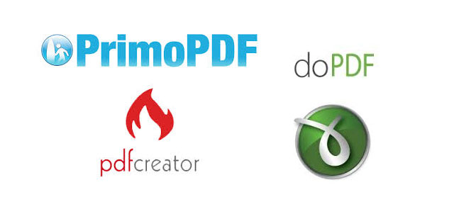 top 3 pdf creator freeware