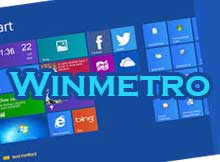 winmetro Windows 8 Ui