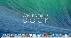 dock on mac