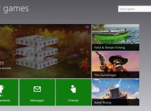 Xbox Games Windows 8
