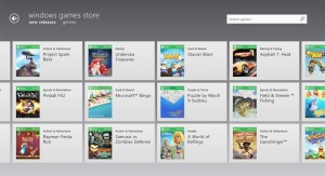 games windows store