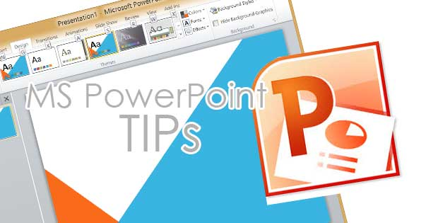 microsoft powerpoint tips