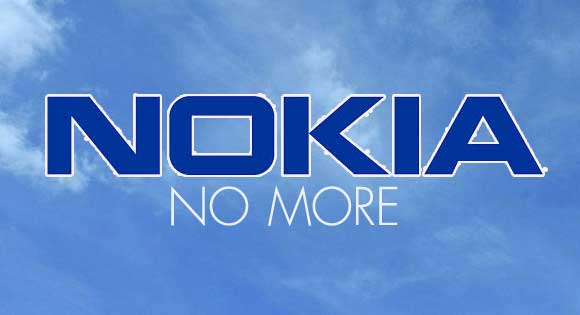 nokia no more