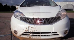self-cleaning car nissan