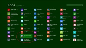 all apps windows-8