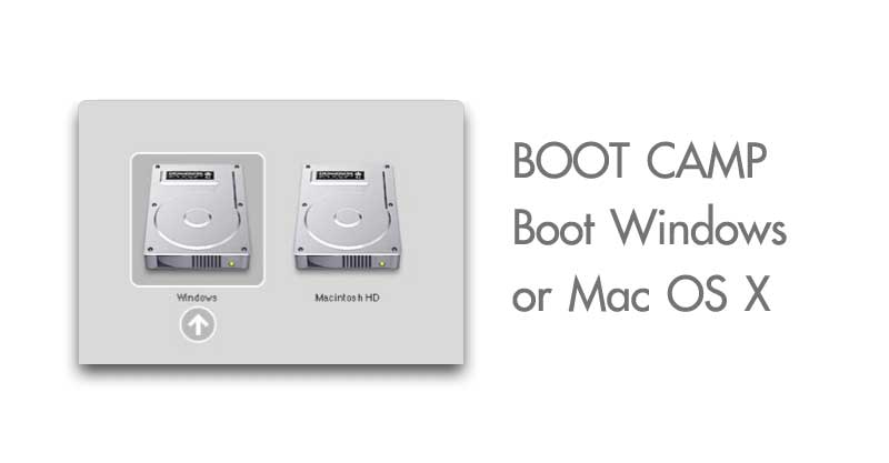 boot camp windows on mac