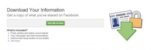 download data from facebook