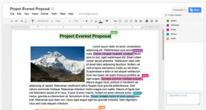 google apps documents