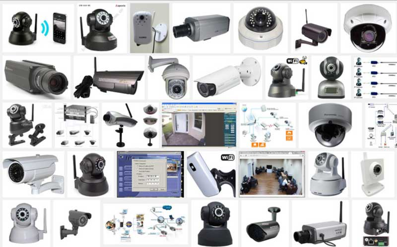 sample ip camera