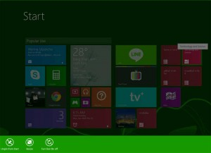 unpin from start windows-8