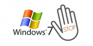 stop support windows7
