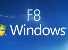 F8 windows7
