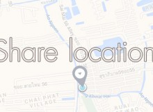 share-location LINE