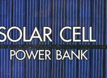 solar-cell power-bank