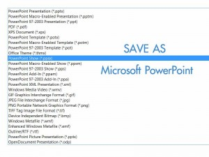 same-as powerpoint show