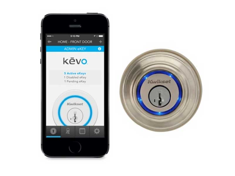 kevo iphone-unlock key