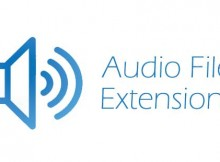 audio file extensions
