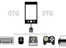 OTG on the go devices