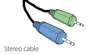 stereo cable