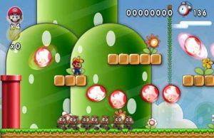 new super mario foreever screen2