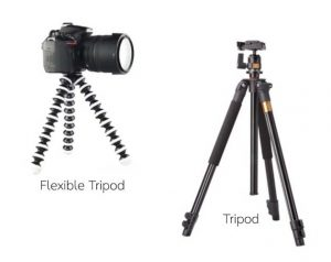 type of tripod