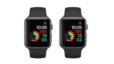 Compared Apple Watch 1 & 2