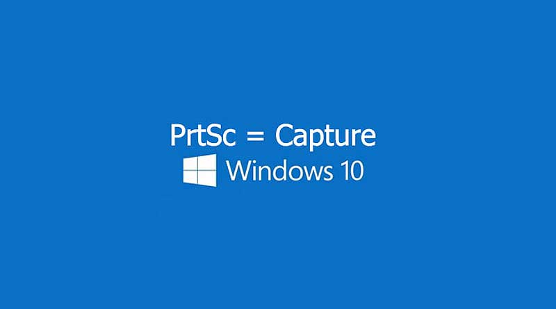 Capture Windows 10