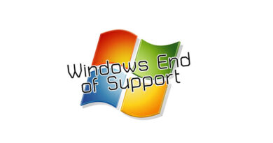 Windows end support